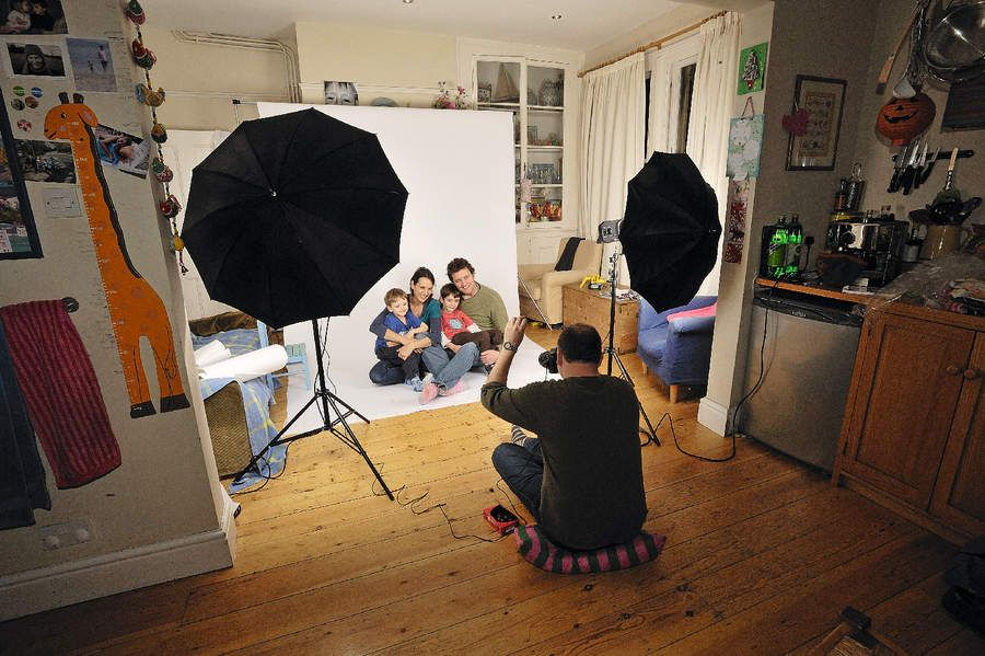Setting Up a Photography Studio – A Brisk Guide