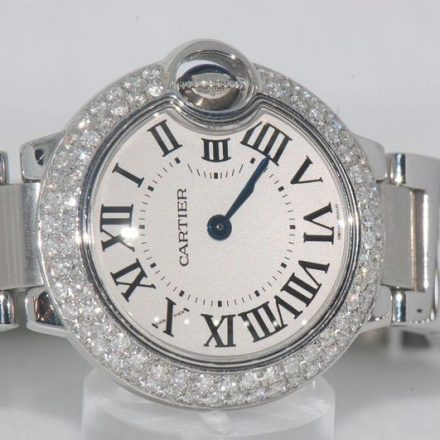 The Hour Glass for all Models of Cartier Watches