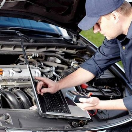 Auto Repair Using Online Car Repair Manual