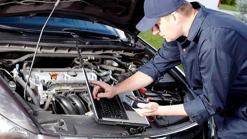 Auto Repair Using Online Car Repair Manual