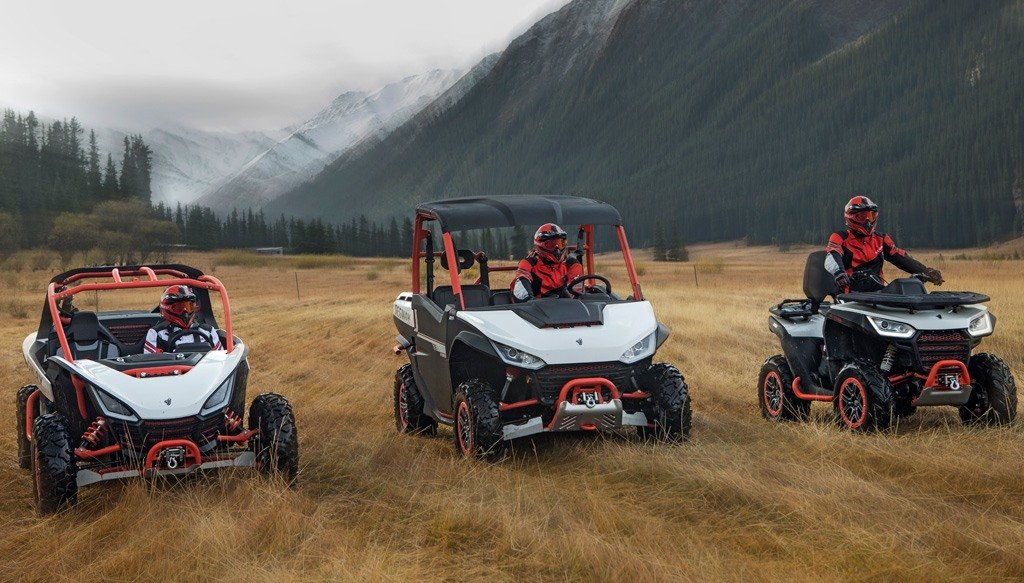 Recreational and Off-Road Vehicles of All Kinds